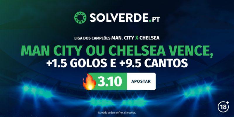 Champions League Final Solverde