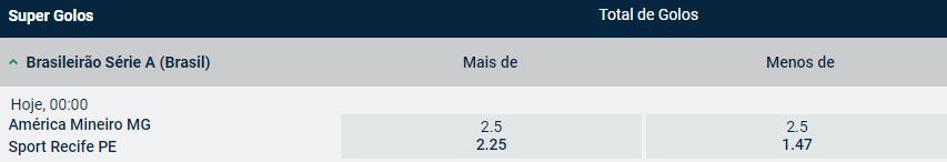Américo Mineiro - Sport Recife