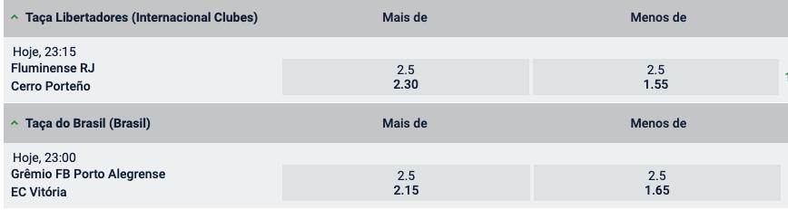 super golos 3 agosto - libertadores