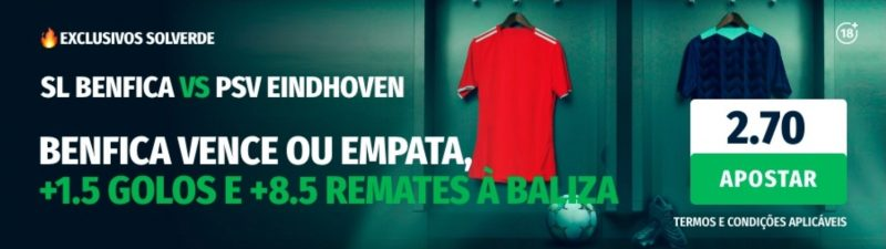 Benfica PSV