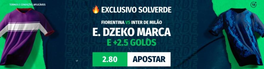 Fiorentina - Inter de Milão