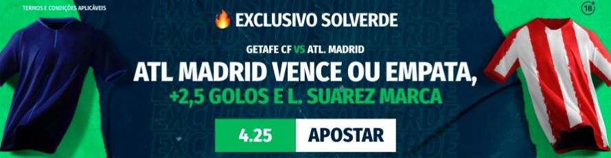 Getafe - Atletico de Madrid