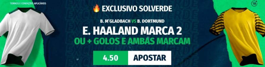 Mongladbach - Dortmund