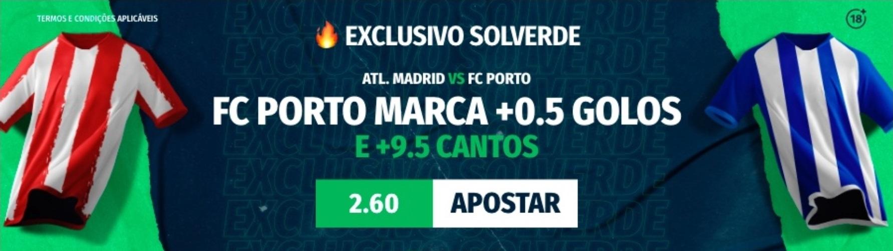FC Porto Sporting UCL