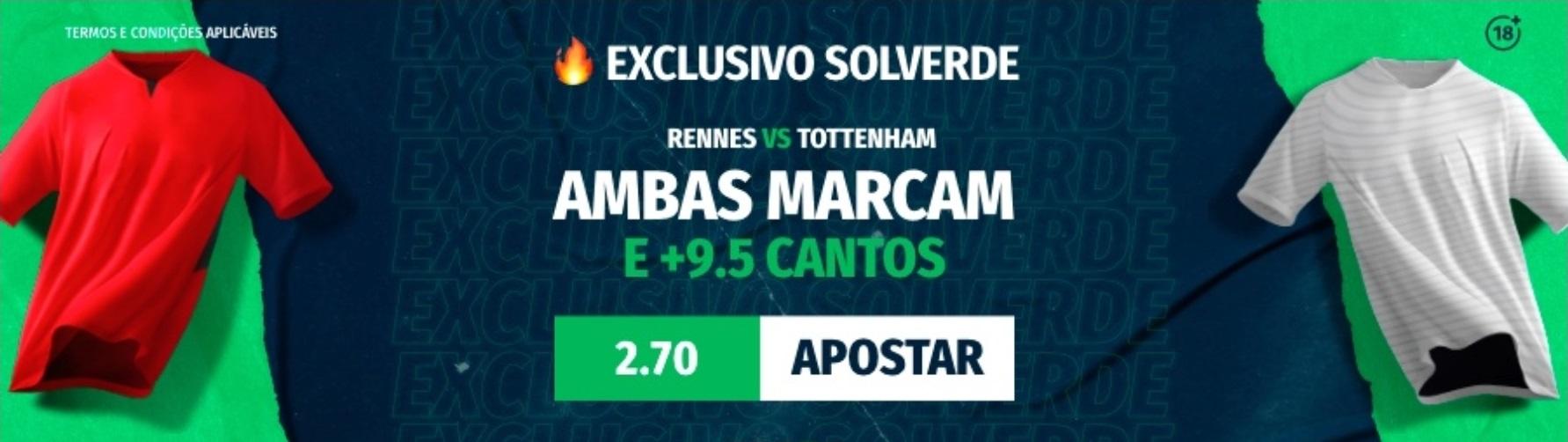 Braga Tottenham