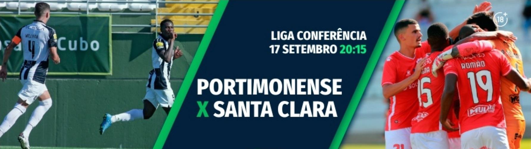 Portimonense Santa Clara