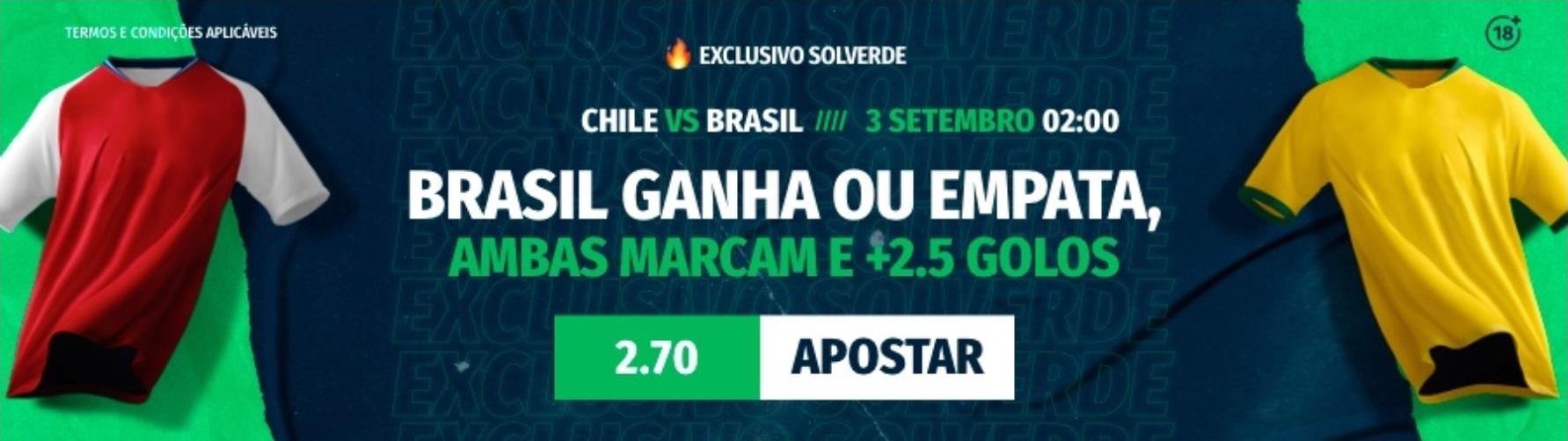 Suécia Espanha Chile Brasil
