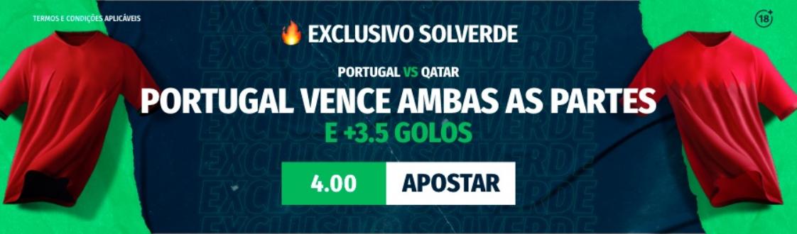 Portugal Qatar Finlândia Ucrânia
