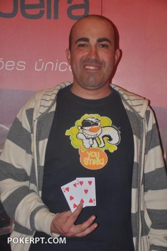 Gustavo 'Lagartinha' Carranca