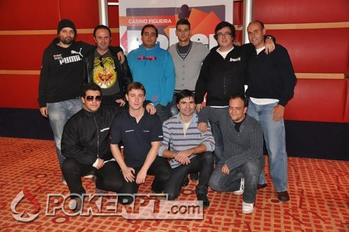 Knockout poker tour