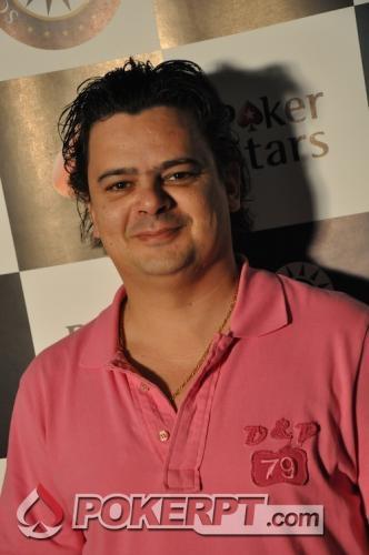 Paulo 'Baganha' Pinto
