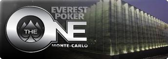 Everest Poker The One Satélite