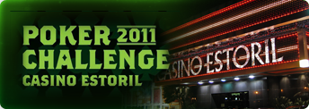 Casino Estoril Poker Challenge #11