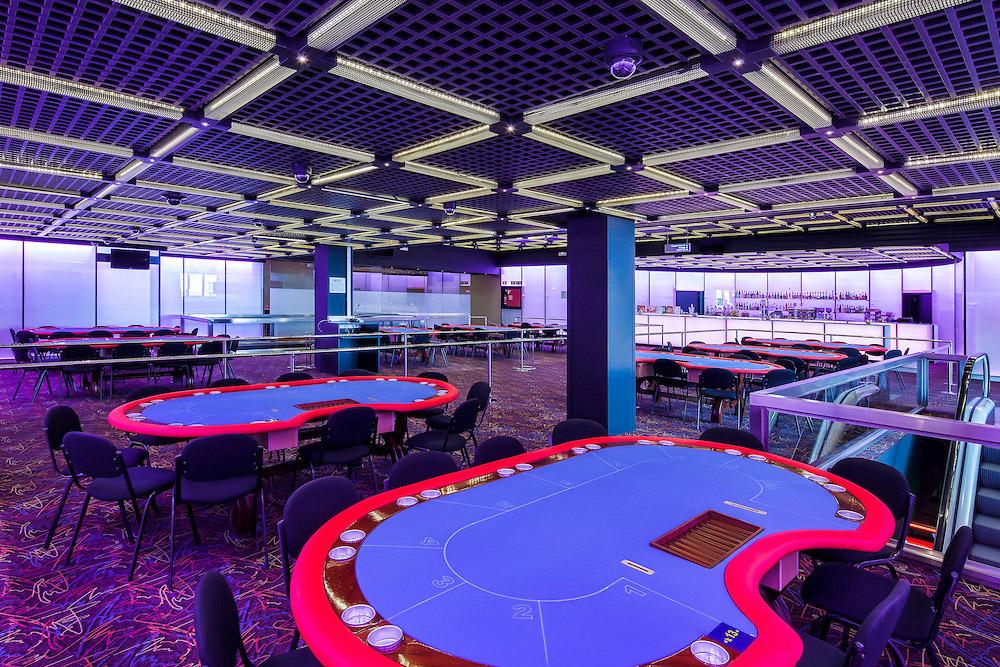 Programa para controlar torneio de poker