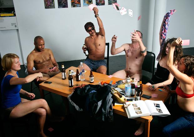 Sex stories first gangbang