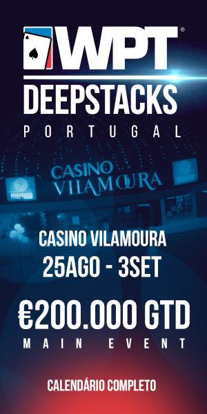 Calendário WPTDeepStacks™ Vilamoura