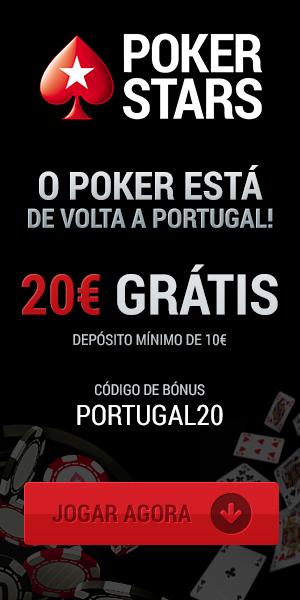O Poker está de volta a Portugal!