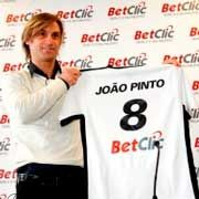 João Vieira Pinto - BetClic Poker