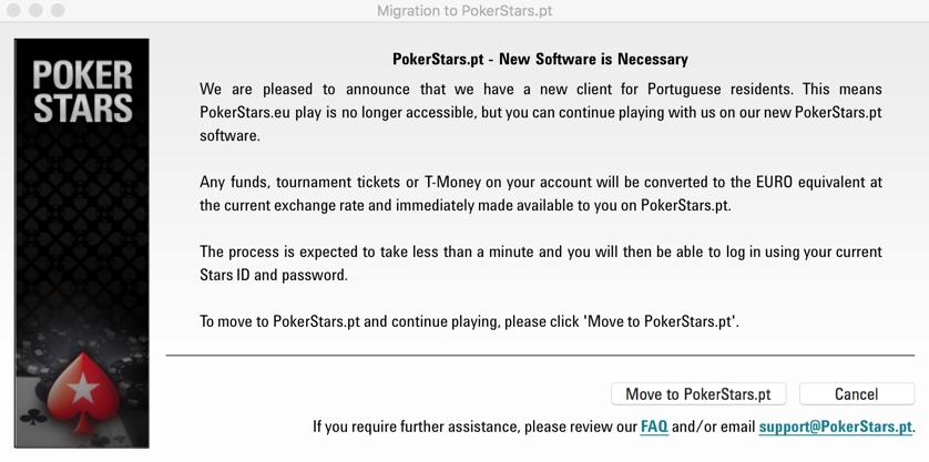 www pokerstars eu login