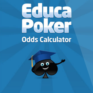 EducaPoker.pt apresenta Odds Calculator para iPhone