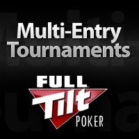 Torneios Multi-Entry são a novidade da Full Tilt Poker