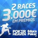 Poker Heaven: Update Rake Race EducaPoker