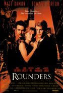 Filmes de Poker: Rounders (1998) de John Dahl