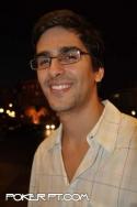 Heads Up PokerPT.com: António Palma marcou presença!