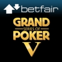 Betfair Poker: Grand Series Of Poker V com $2.500.000 Garantidos!