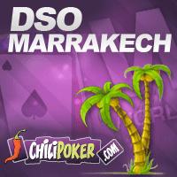 Esta noite último Satélite Chilipoker DSO Marrakech