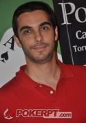 Eduardo Gago termina o Dia 1B na frente do Portuguese Poker Tour Figueira 2010