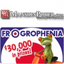 Frogrophenia - $30.000 à solta na Mansion Poker