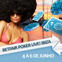 Poker e Sol no Betfair Poker Live! Ibiza