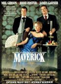 Filmes de Poker: Maverick (1994) de Richard Donner