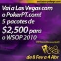Daniel Fidalgo conquista último pacote WSOP da Vip Points Race PokerPT.com/NoIQ Poker