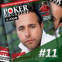 Poker Magazine #11 está hoje nas bancas