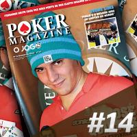 Hoje de forma gratuita com o jornal OJOGO - Poker Magazine de Dezembro!