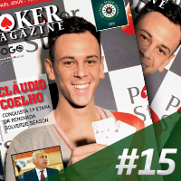 Poker Magazine de Janeiro - Hoje nas bancas com o jornal OJogo
