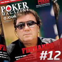 Poker Magazine #12 já está nas bancas!