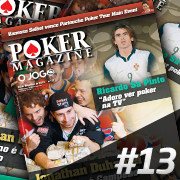 Poker Magazine #13 já nas bancas