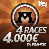 JSSanz vence 4ª Races EducaPoker Poker Mambo