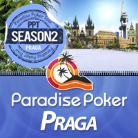 Paradise Poker Tour Praga: 5 Portugueses eliminados no dia 1
