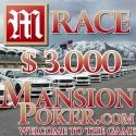 WatingMoneys é o grande vencedor da Race PokerPT.com@Mansion Poker de Junho!