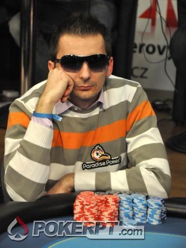 Paradise Poker Tour Praga: Tibor Boros destrói rumo à vitória