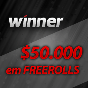 $2.500 em jogo no freeroll exclusivo PokerPT/PokerNews hoje à noite