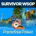 Restam 4 jogadores no Survivor Ironman para as WSOP