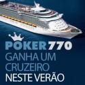 Ganha um cruzeiro pelo Mediterrâneo  para 2 pessoas