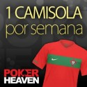 Setembro cheio de novidades na Poker Heaven