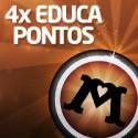Agora a Poker Mambo oferece 4x EducaPontos!