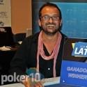 Santiños ganha Liga Poker770 La Toja - Lostlucky 9º!
